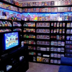 40-Pack of Retro Game Stands (Displays 240 games!)
