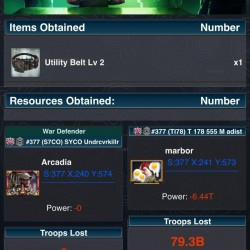 Mobile Strike  304BT POWER!  Strong account. Lvl 50 Base, maxed research 265 VIP