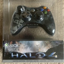 Halo 4 Wireless Xbox 360 Controller UNSC Limited Edition