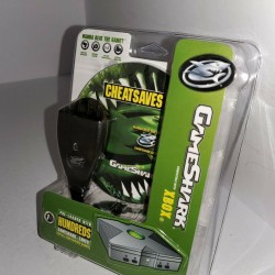 100 LOT NEW Factory Sealed Game Shark USB Game Saves for Original XBOX System