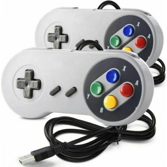 RetroPie Guy NES Ultimate 256GB Package - Raspberry Pi 4 Console Games Cables