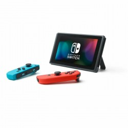 BRAND NEW Nintendo Switch Console with Neon Red Neon Blue Joy-Cons SHIPS TODAY!