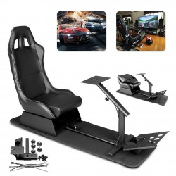 Play Seat Evolution Gaming Seat Chair Designed PCs PS2 PS3 PS4 Xbox Consoles US