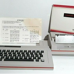 Intellivision Computer Module For Intellivision Game System