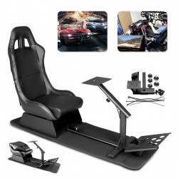 New Play Seat Evolution Gaming Seat Designed PCs PS2 PS3 PS4 Xbox Consoles