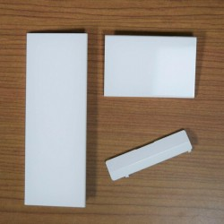 100-PACK 3-pc NEW WHITE Replacement Slot Cover Lid Set for Nintendo Wii Console