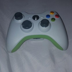 Xbox 360 Launch Team Controller - RARE - TESTED