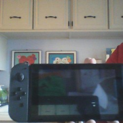 Nintendo Switch grey with 20$ game
