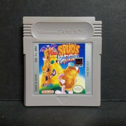 Spud's Adventure (Nintendo Game Boy) Gameboy Cart Only Spuds Authentic