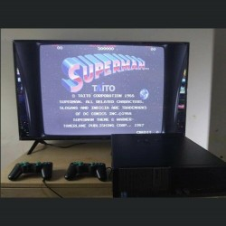 game system with built in games