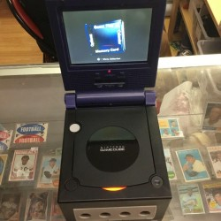 Gamecube LCD And Console