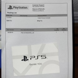 BRAND NEW PLAYSTATION DISC VERSION