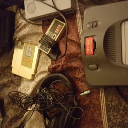 LOL AND NO SEGA  for nes in good condition also have n64 ps1 game cube gbadp