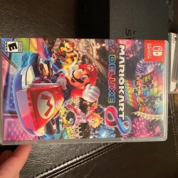 Nintendo Switch 32GB Neon Red/Neon Blue Console BUNDLE - 3 Games Included