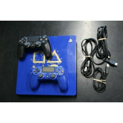 Blue Sony PlayStation 4 PS4 Days of Play Limited Edition 1TB CUH-2115B