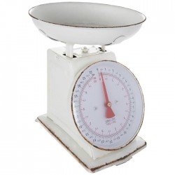 tique White Metal Scale